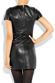 Short leather dress - Cantr II Wiki